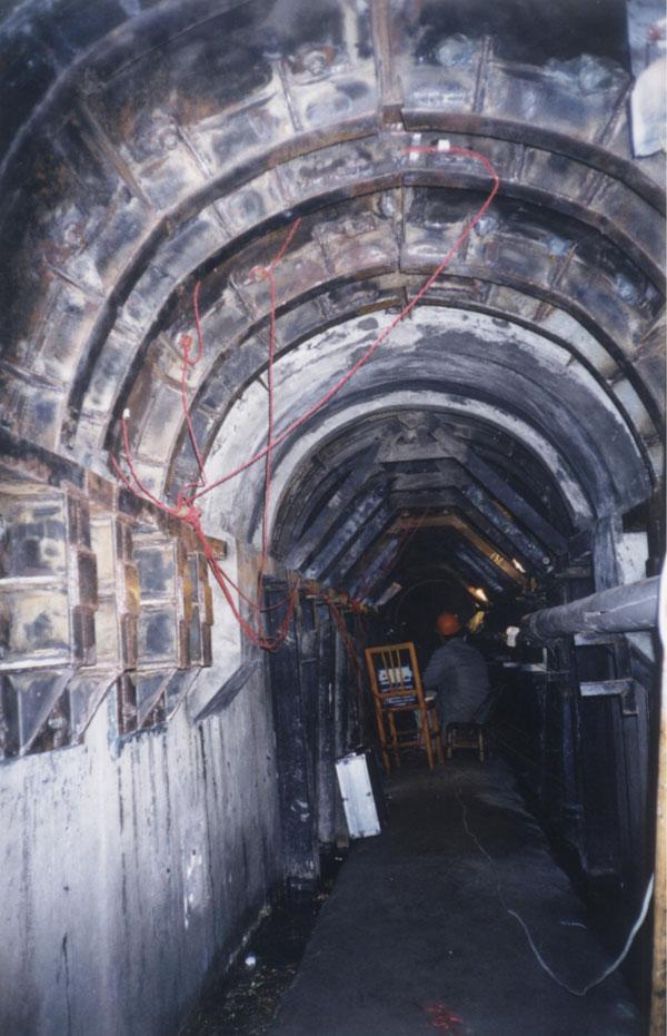 天荒坪抽水蓄能电站地下排水廊道加固设计方案论证